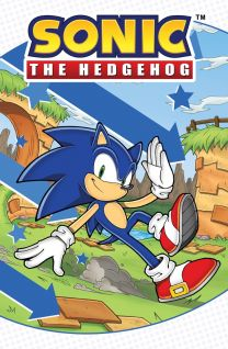 Sonic The Hedgehog, Vol. 1: Fallout! cover