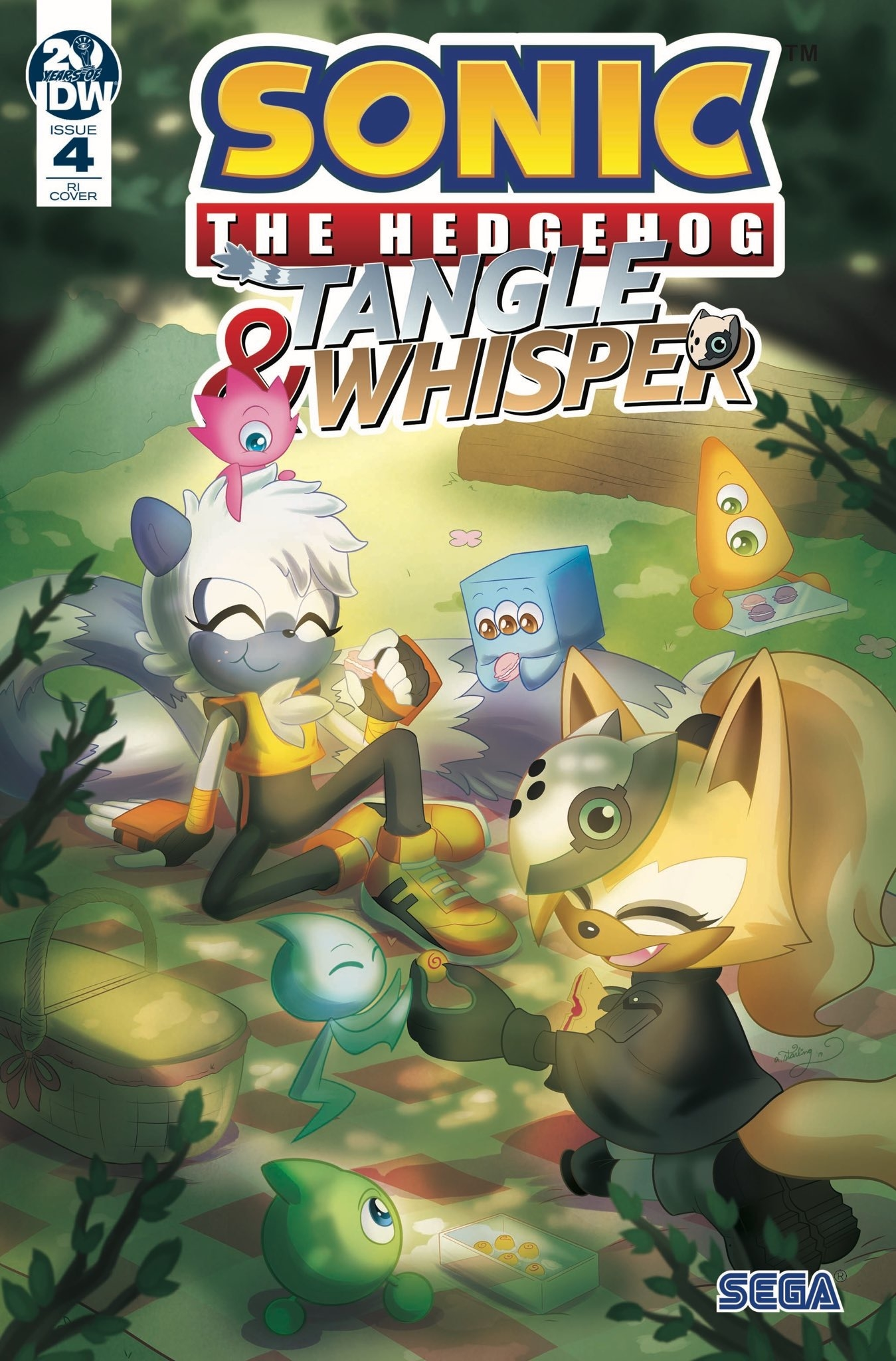 StH: Tangle & Whisper #4 RI