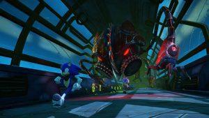 Sonic Boom: Rise of Lyric Image