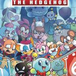 Sonic The Hedgehog #34