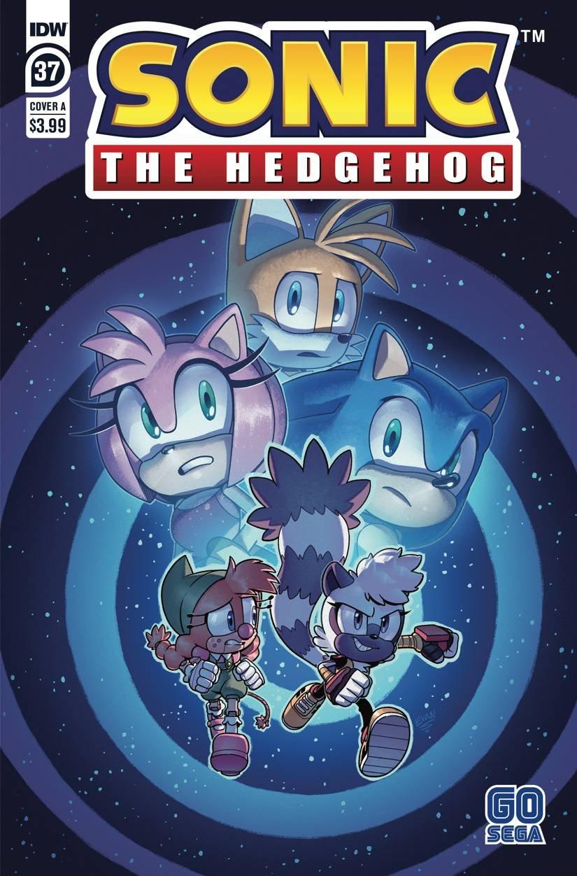 Sonic The Hedgehog #37