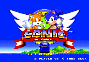 Sonic the Hedgehog 2 Image Title