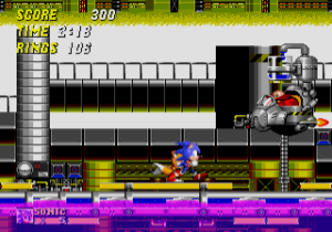 Sonic the Hedgehog 2 Image Chemical Plant