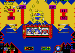 Sonic the Hedgehog 2 Image Casino
