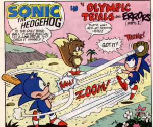Archie Sonic Issue 5