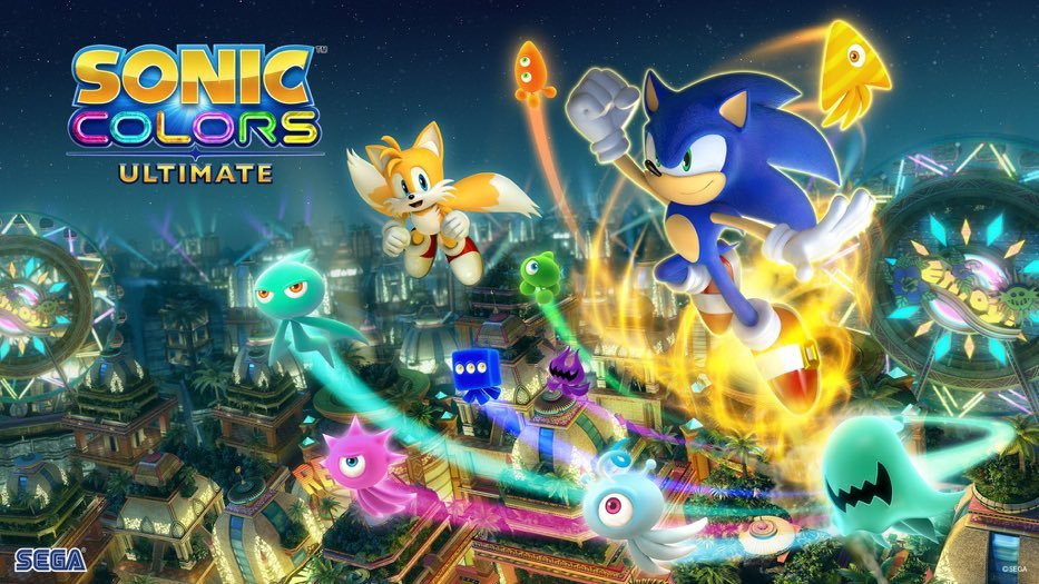 Sonic Colors Ultimate Image 1