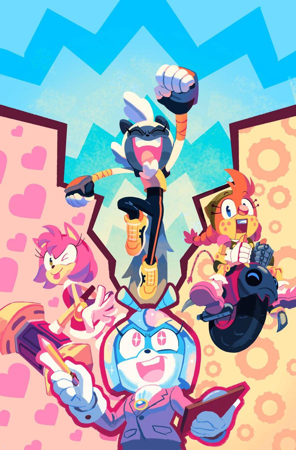 Sonic The Hedgehog #47 RI